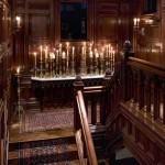 Candlelit Hallway Looks Like It Came From Hogwarts