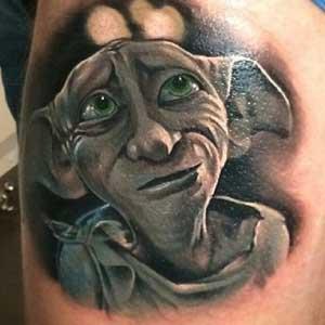 Dobby Tattoo