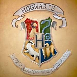 Hogwarts Mural