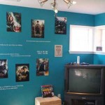 Movie Room With Harry Potter Quotes