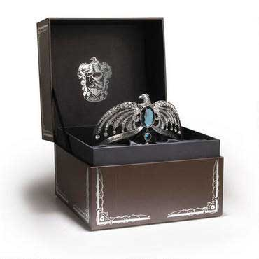 Rowena Ravenclaw's Lost Diadem and Display Box