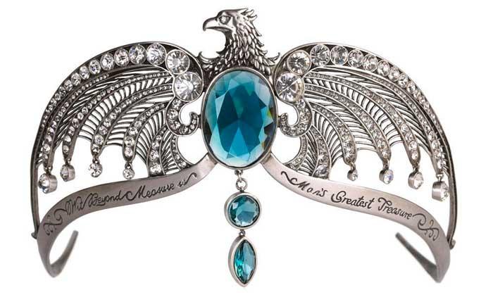 Rowena Ravenclaw's Lost Diadem