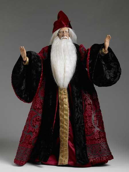 Albus Dumbledor Headmaster Tonner Doll