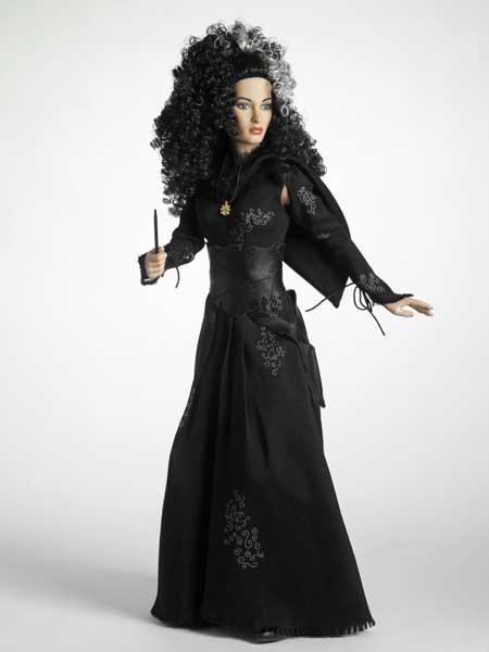 Bellatrix Lestrange Tonner Doll