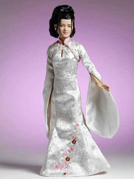 Cho Chang at the Yule Ball Tonner Doll