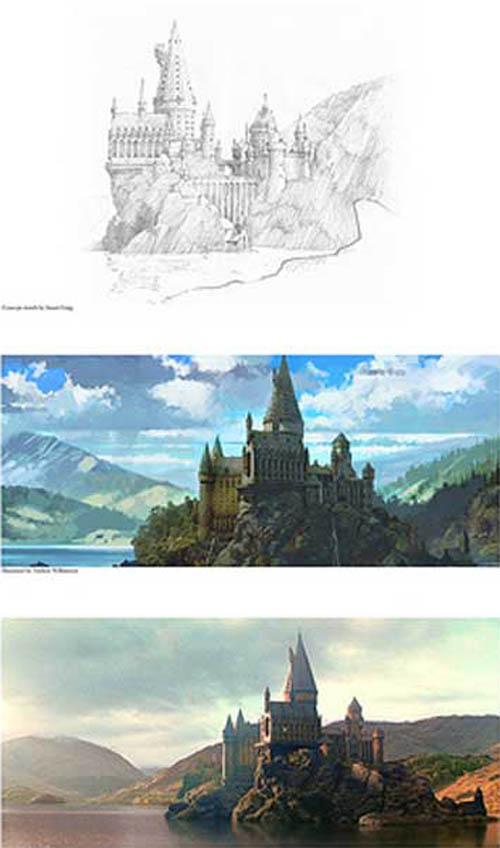 Creating Hogwarts