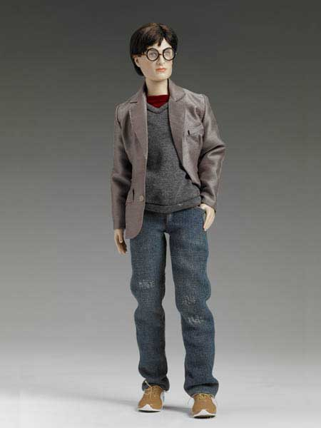 Deathly Hallows Harry Potter Tonner Doll
