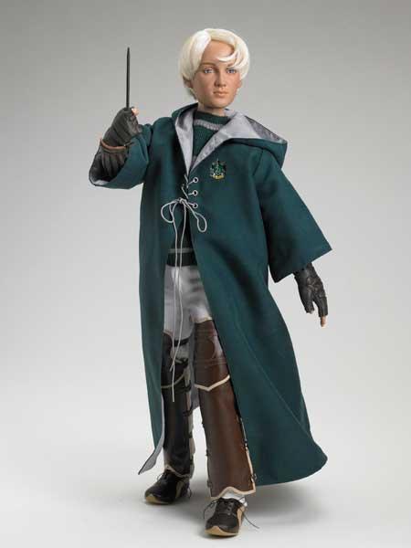Draco Malfoy Slytherin Seeker Tonner Doll