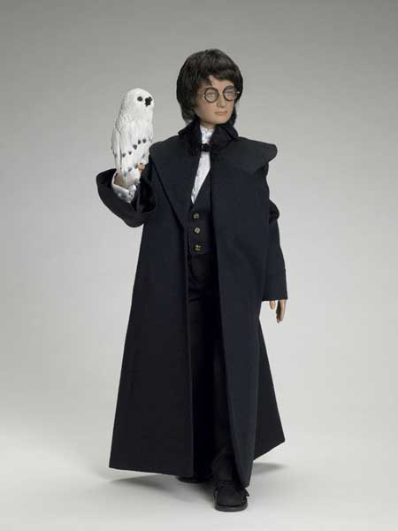 Harry Potter at the Yule Ball Tonner Doll