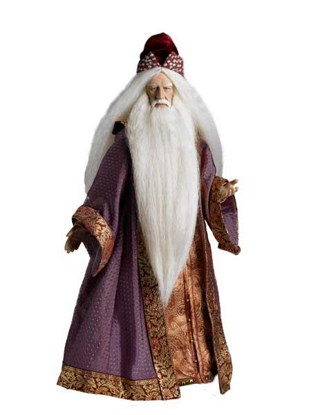 Professor Dumbledore Tonner Doll