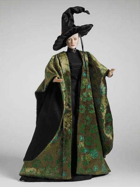 Professor McGonagall Tonner Doll