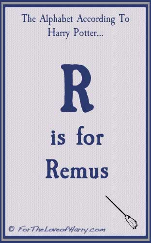 R is for Remus