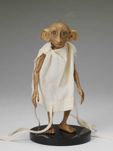 Small Scale Dobby Tonner Doll