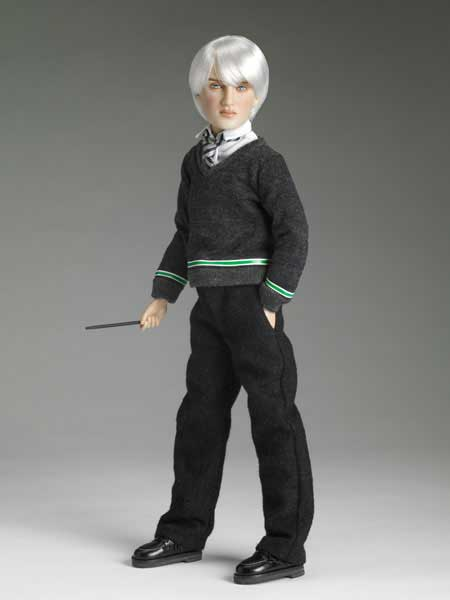 Small Scale Draco Malfoy Tonner Doll