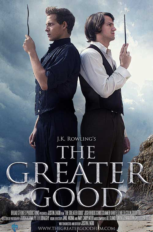 The Greater Good Movie Poster #1