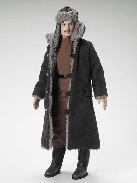 Viktor Krum Tonner Dolls