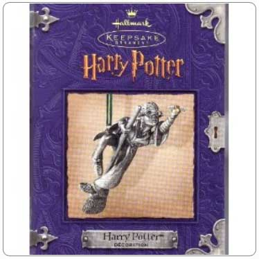 2000 Harry Potter Ornament