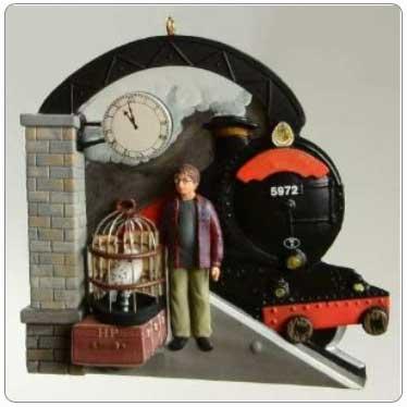 2003 Platform 9 3/4 Ornament