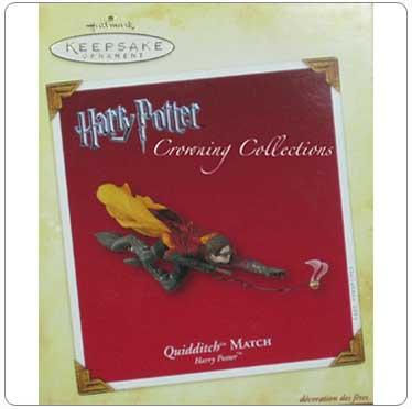 2005 Quidditch Match Ornament