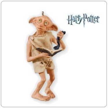2010 A Gift For Dobby Ornament