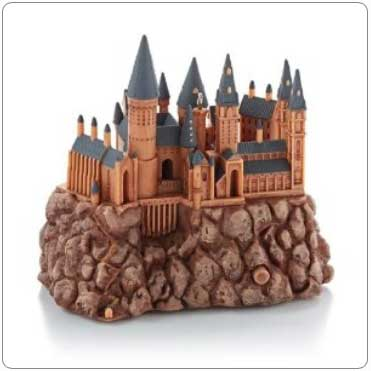 2013 Hogwarts Castle Ornament