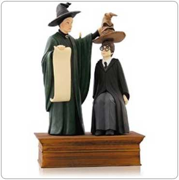2014 The Sorting Hat Ornament