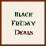 2016 Black Friday Deals for Harry Potter Merchandise