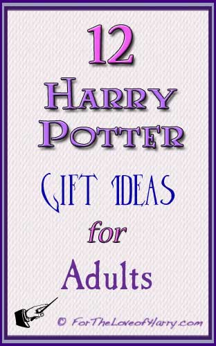 12 gift ideas for adult fans of Harry Potter