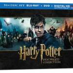 Harry Potter Movies On Sale For 2015 Cyber Monday