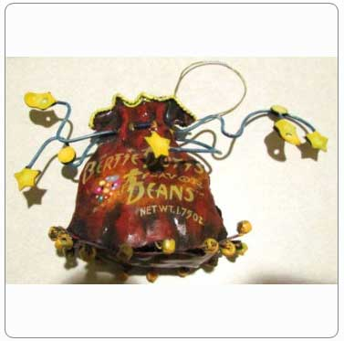 Kurt Adler Bertie Botts Tin Ornament