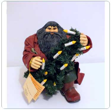 Kurt Adler Hagrid Fabriche Ornament