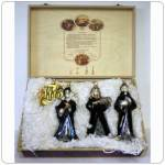 Kurt Adler Harry Potter Ornaments