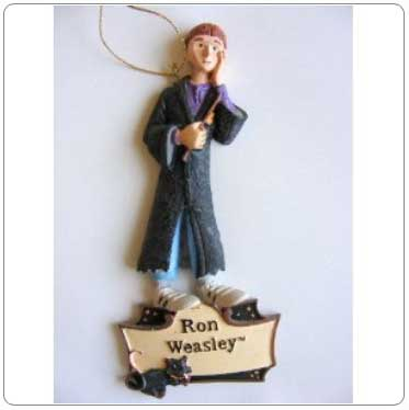 Kurt Adler Resin Ron Weasley Ornament