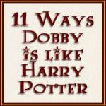 11 Ways Dobby Is Like Harry Potter