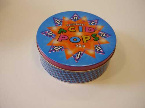 Acid Pops Tin