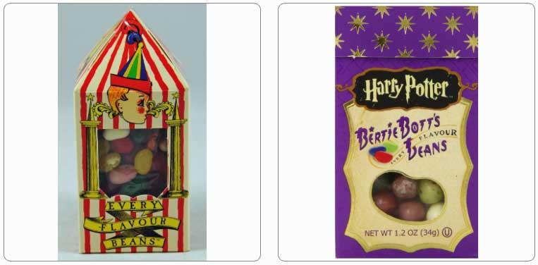 Bertie Bott's Every Flavor Beans