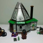 LEGO® Set 4707 – Hagrid's Hut (1st Edition)