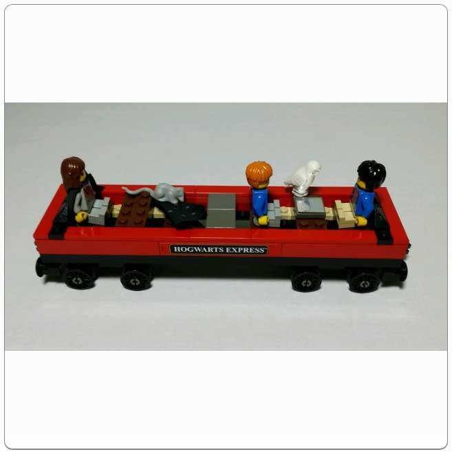 Lego Set 4708 - Hogwarts Express