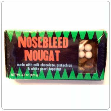 Nosebleed Nougats