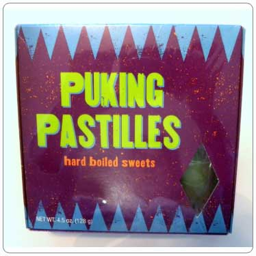 Puking Pastilles