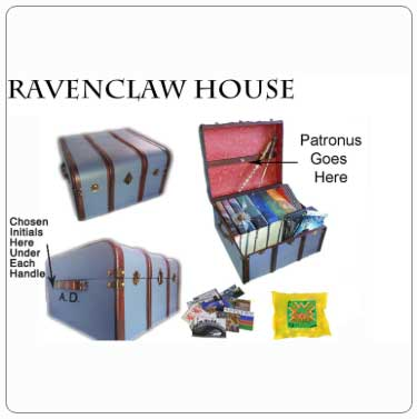 Ravenclaw Trunk