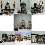 LEGO® Set K4706 – Sorcerer's Stone Kit