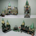 LEGO® Set K4729 – Deluxe Hogwarts Kit