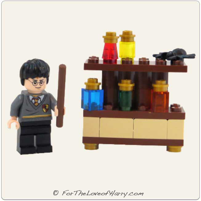 LEGO® Set 30111 – The Lab