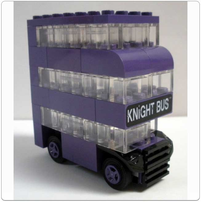 LEGO® Set 4695 – Mini Knight Bus
