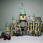LEGO® Set 4709 – Hogwarts Castle (1st Edition)