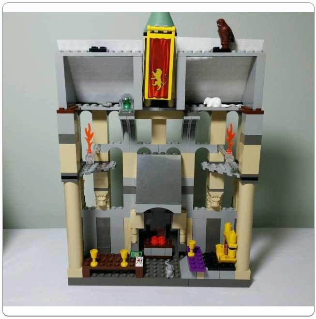 Lego Set 4709 - Hogwarts Castle