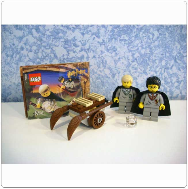 LEGO® Set 4711 - Flying Lessons
