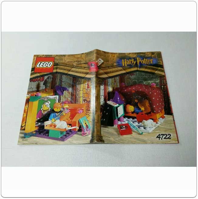 Lego Set 4722 – Gryffindor