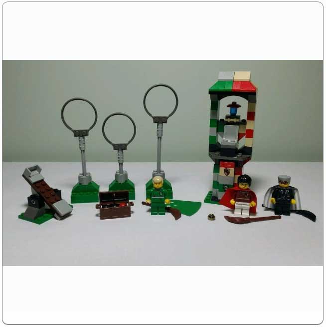Lego Set 4726 - Quidditch Practice